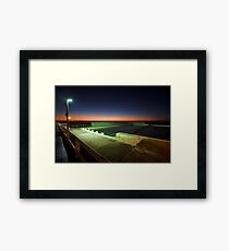 The United Colors of Newcastle Framed Print