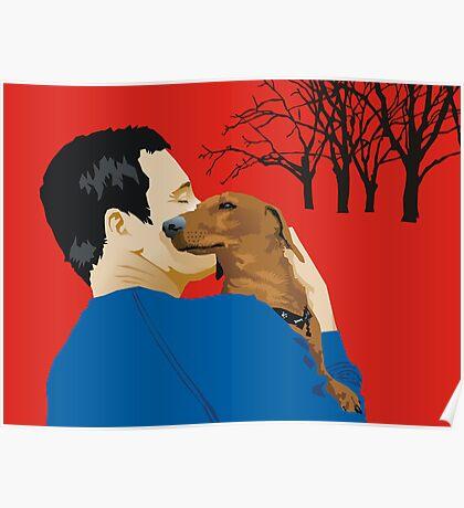 the dachshund whisperer Poster