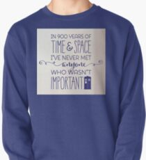 Dr Who Pullover