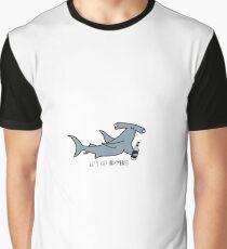 lets get hammered hammerhead shark  Graphic T-Shirt