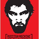 Russian Machine is Champion by russianmachine