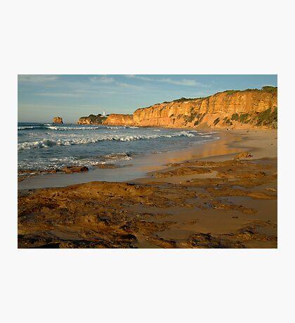 Morning, Split Point,Great Ocean Rd Photographic Print