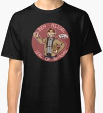 Last Podcast on the Left- Ben Kissel Seal of Approval Classic T-Shirt
