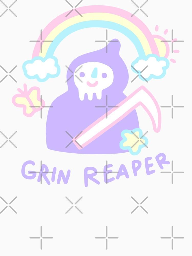 Grin Reaper by obinsun