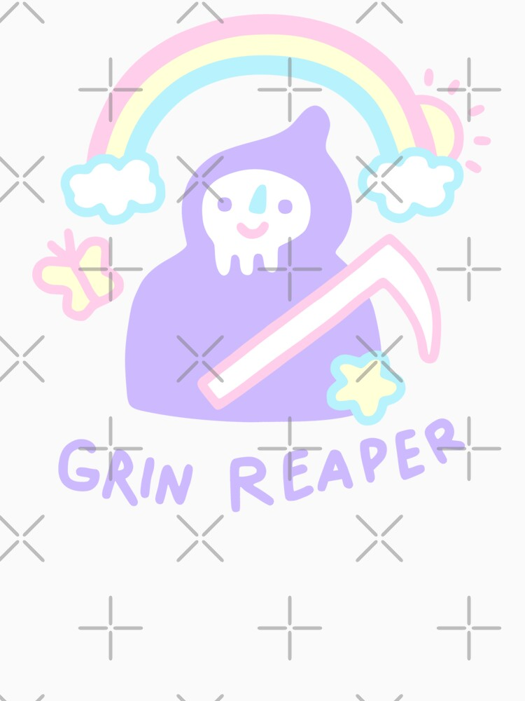 Grin Reaper by obinsun