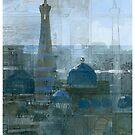 Sketchbook Khiva by David  Kennett