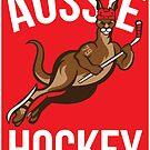 Aussie Hockey by russianmachine