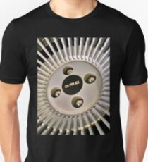 DMC Delorean Wheel Unisex T-Shirt