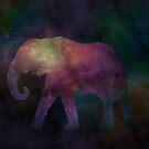 Cosmic Elephant by Tyler Joy