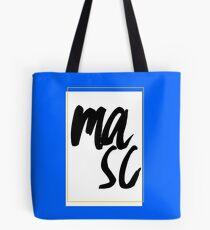 Masculine Tote Bag