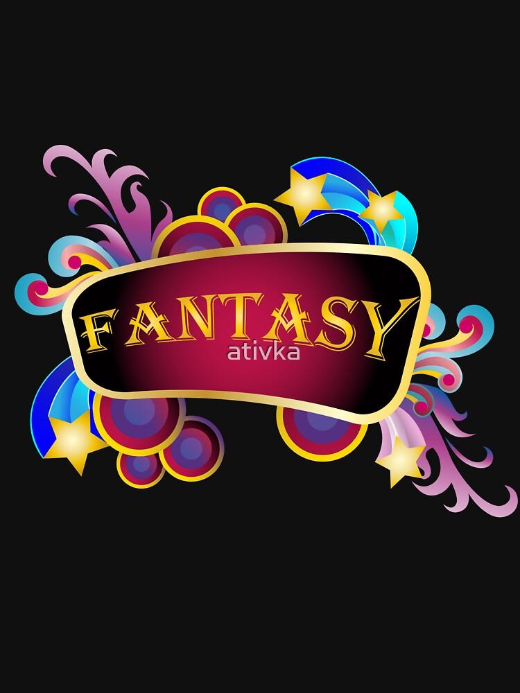 fantasy   by ativka