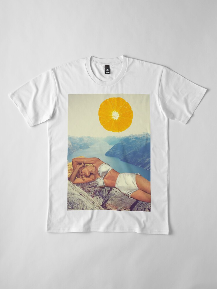 Alternate view of Vitamin Premium T-Shirt