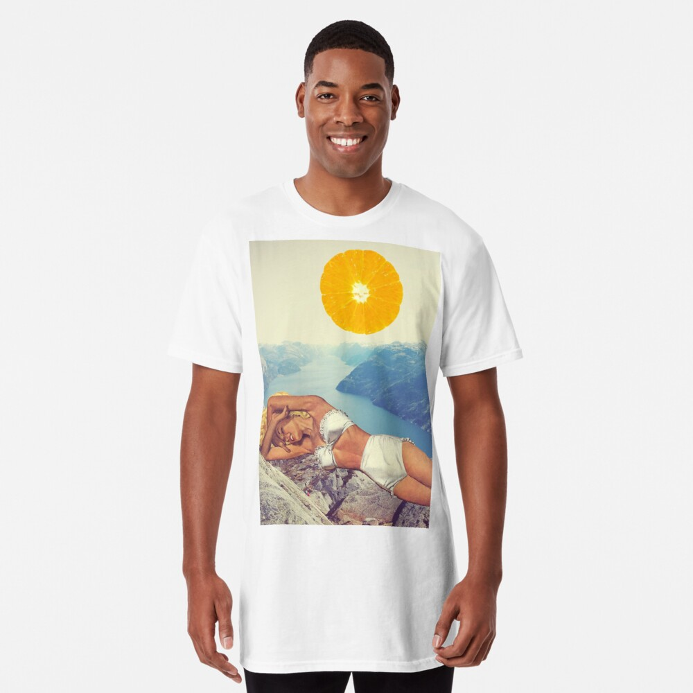 Vitamin Long T-Shirt