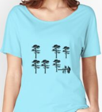 Longleaf Pine Loss Relaxed Fit T-Shirt