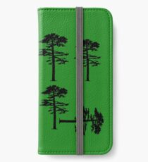 Longleaf Pine Loss iPhone Wallet/Case/Skin