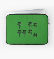 Longleaf Pine Loss Laptop Sleeve