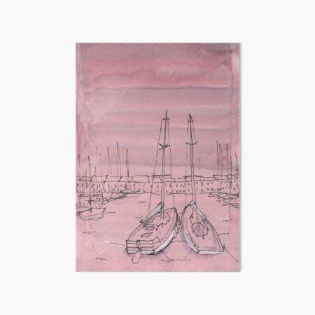 Dreams of Marseilles Art Board Print