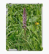 Lake Irene Alpine Floral Study 8  iPad Case/Skin