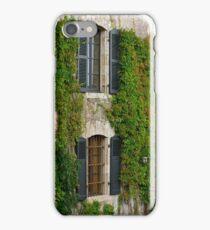 Masion de Rochefort en Terre iPhone Case/Skin