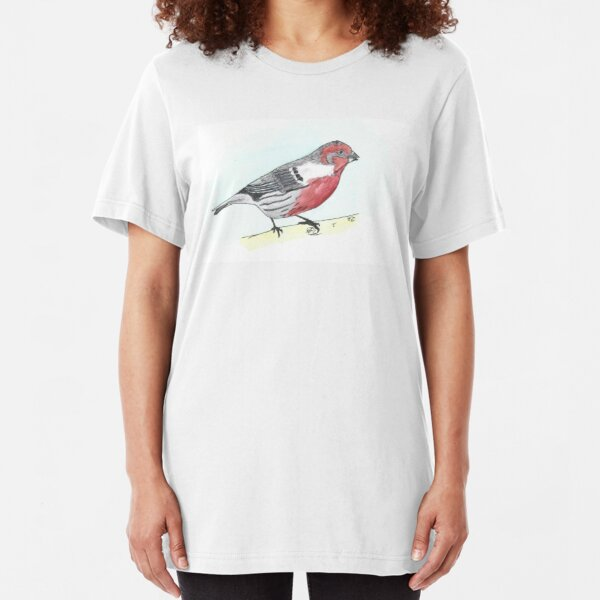 House Finch Slim Fit T-Shirt