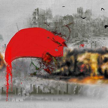 Red Kerchief... by drozdovs16