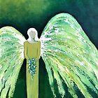 Emerald Angel (The Angelic Series 2018) by Lisafrancesjudd