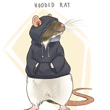 Hooded Rat by pawlove
