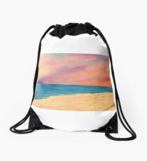 Cottesloe Dreaming Drawstring Bag