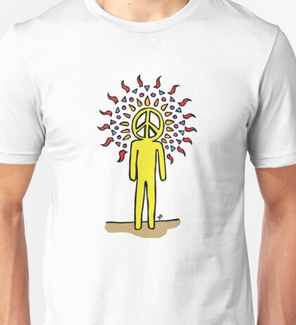 Peace be in you! T-Shirt