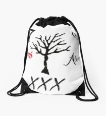 RIP XXXtentacion Drawstring Bag