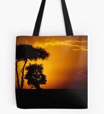 Mara sunset Tote Bag