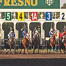 Out of the Starting Gates by Buckwhite