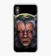 The Werewolf Curse iPhone Case