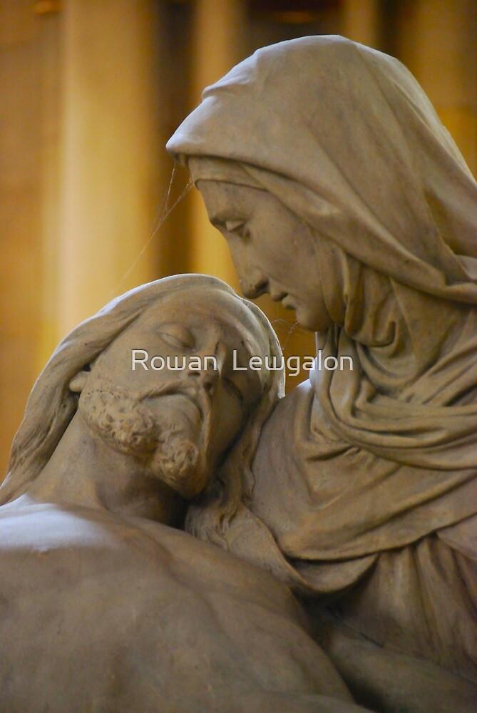 Pieta by Rowan  Lewgalon