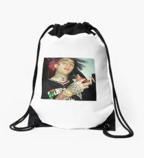 peep Drawstring Bag