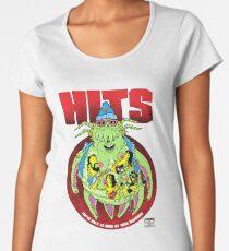 HITS - Crabsody in Blue Women's Premium T-Shirt