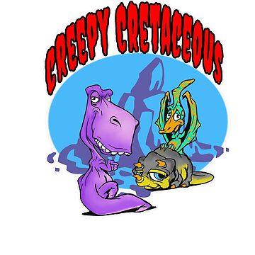 Creepy Cretaceous  by biomek