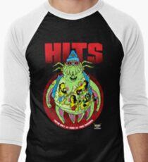 HITS - Crabsody in Blue Men's Baseball ¾ T-Shirt