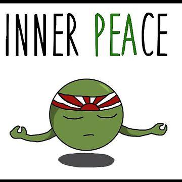 Inner Peace von jayjart
