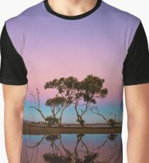Beachmere Sunset Graphic T-Shirt