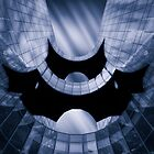There is a batcave by Delfino