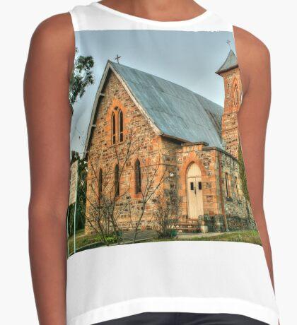 St Malachy of Rylstone Contrast Tank