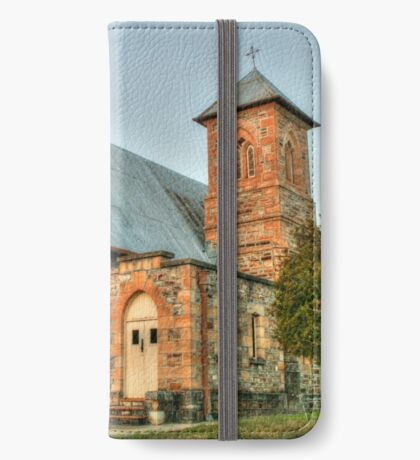 St Malachy of Rylstone iPhone Wallet