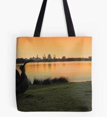 Swan River - Perth Western Australia   Tote Bag