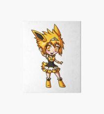 Jolteon Magical Girl Chibi Art Board