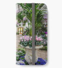 Conservatory - Fitzroy Gardens iPhone Wallet/Case/Skin