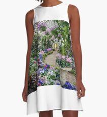 Conservatory - Fitzroy Gardens A-Line Dress