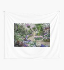 Conservatory - Fitzroy Gardens Wall Tapestry