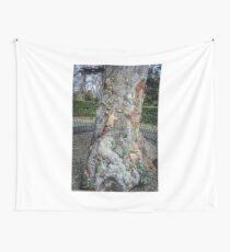 The Fairies Tree - Fitzroy Gardens Wall Tapestry