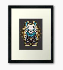 Ragnarok Chibi Framed Print